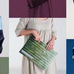 ARTWORK: แบรนด์ที่ลบภาพกระเป๋าหนังสู่วัสดุ eco-friendly สุดเท่